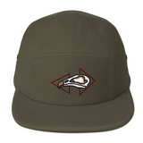 This hat comes in Olive as well as four other color options