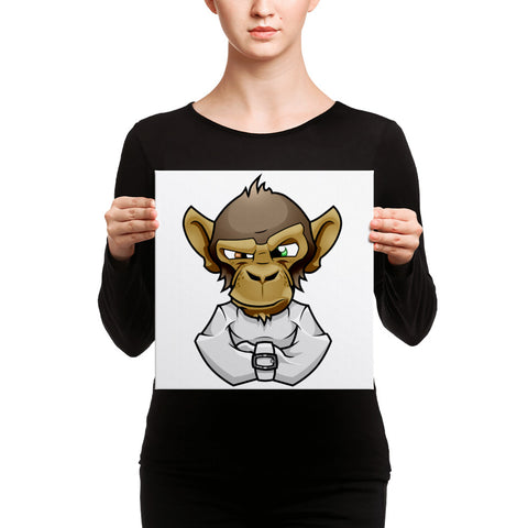 Mad Monkey Canvas - CalvinMade
