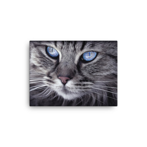 Image of Cat Canvas