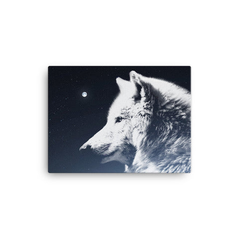 Image of Wolf Canvas