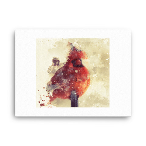 Image of Cardinal Canvas - CalvinMade