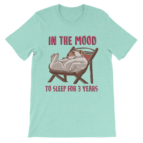 Image of In the Mood Unisex short sleeve t-shirt - CalvinMade