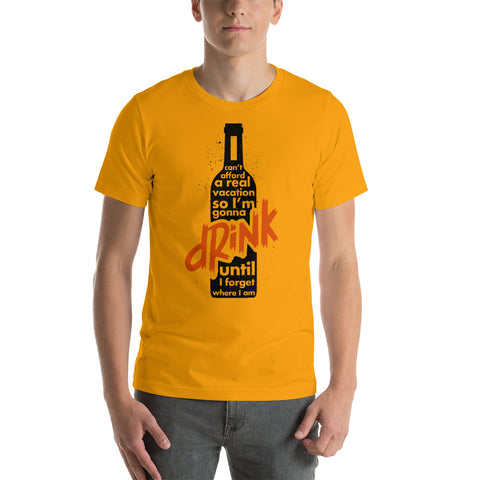Image of Why I drink Short-Sleeve Unisex T-Shirt - CalvinMade