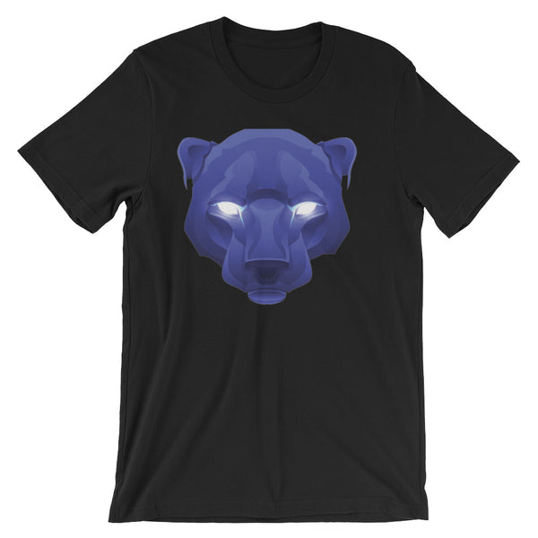 Panther Unisex short sleeve t-shirt