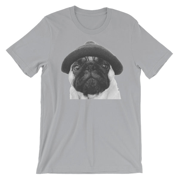 Life of a Pug Unisex short sleeve t-shirt