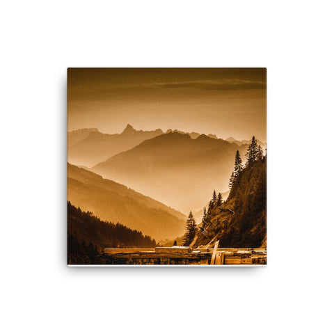 Image of Nature Canvas