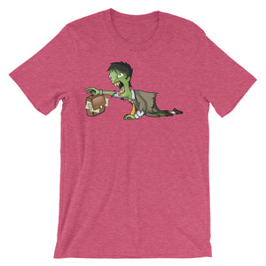 Office Zombie Dave Unisex short sleeve t-shirt - CalvinMade