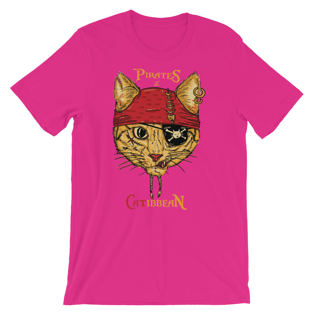 Pirates of Catibbean Unisex short sleeve t-shirt - CalvinMade