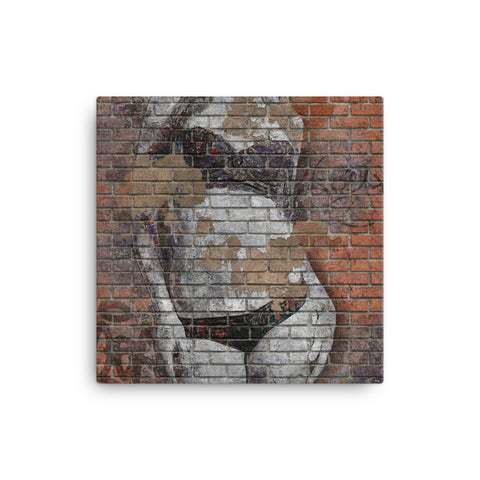 Image of Street Art Canvas - CalvinMade