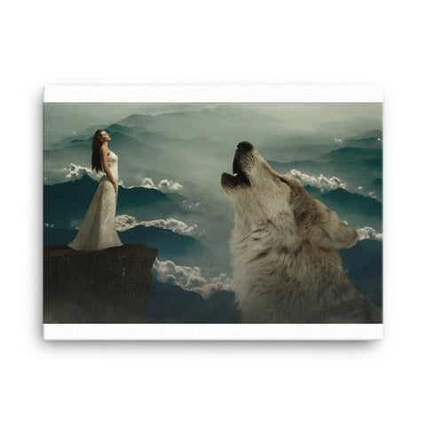 Howl Canvas