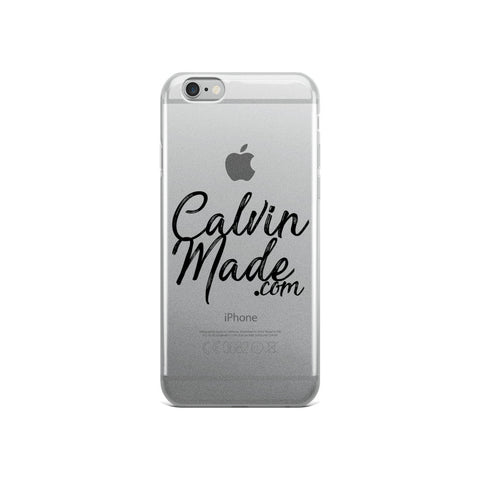 Image of CalvinMade iPhone 5/5s/Se, 6/6s, 6/6s Plus Case - CalvinMade