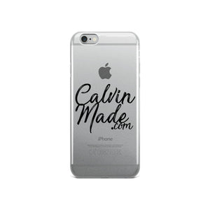 CalvinMade iPhone 5/5s/Se, 6/6s, 6/6s Plus Case - CalvinMade