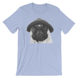 Life of a Pug Unisex short sleeve t-shirt - CalvinMade