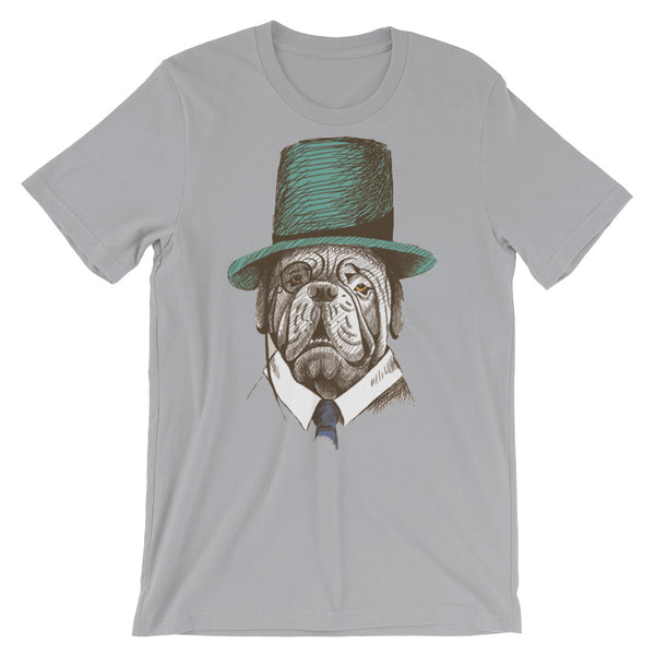 Neapolitan mastiff Unisex short sleeve t-shirt