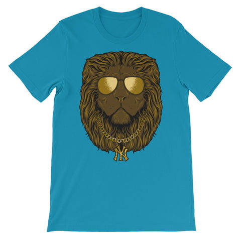 Image of King of Hip Hop Unisex short sleeve t-shirt - CalvinMade