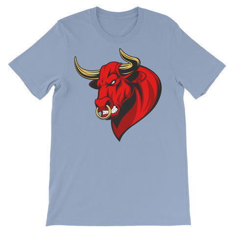 Image of Bullish Unisex short sleeve t-shirt - CalvinMade