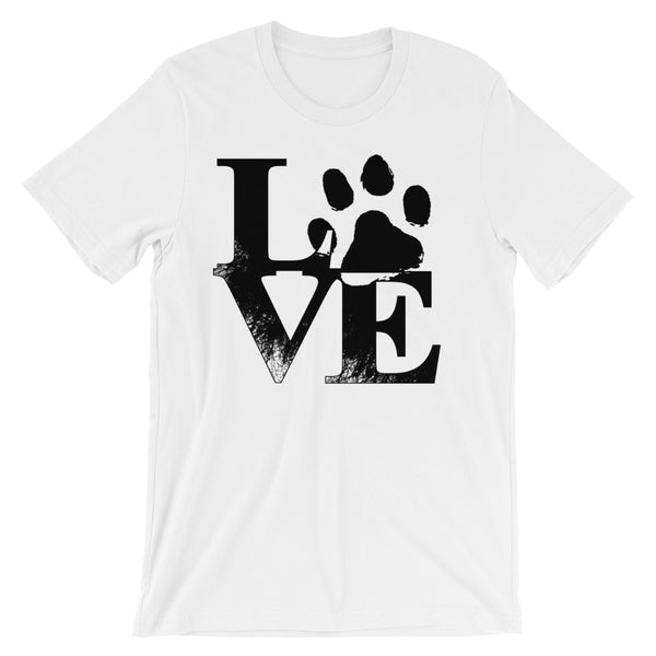 Love Unisex short sleeve t-shirt