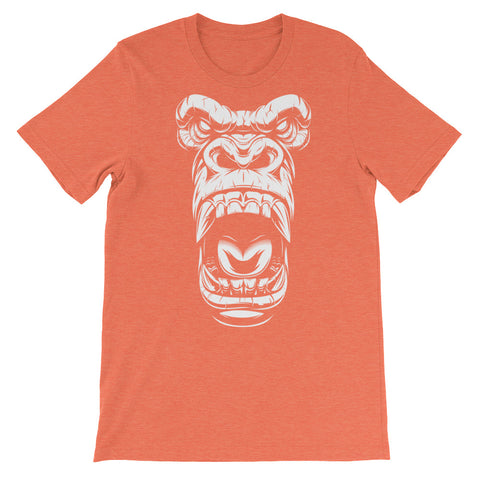 Image of Beast Unisex short sleeve t-shirt - CalvinMade
