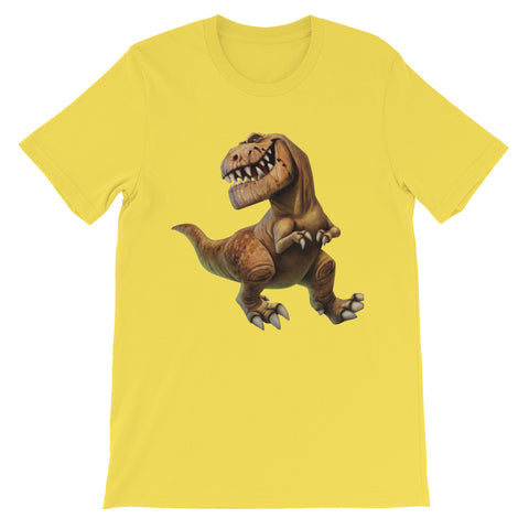 Image of T-Rex Unisex short sleeve t-shirt - CalvinMade