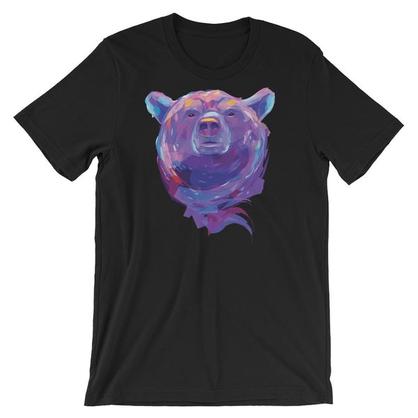 Eclectic Bear Unisex short sleeve t-shirt