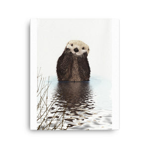 Otter Canvas