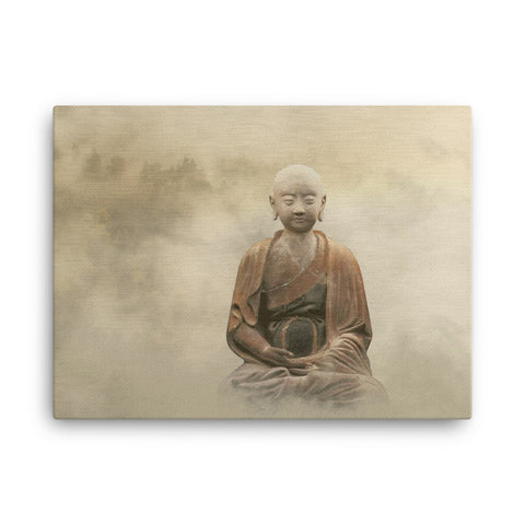 Image of Buddha Canvas