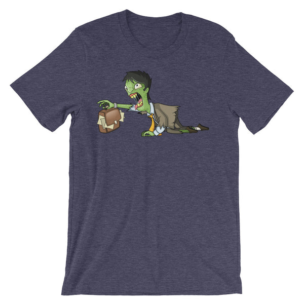 Office Zombie Dave Unisex short sleeve t-shirt