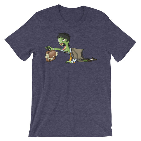 Image of Office Zombie Dave Unisex short sleeve t-shirt - CalvinMade