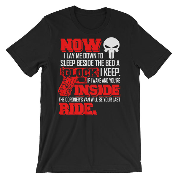 Glock Ride Unisex short sleeve t-shirt