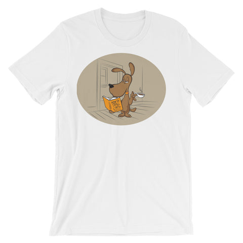Image of How to Troll Cats : Expert Edition Unisex short sleeve t-shirt - CalvinMade