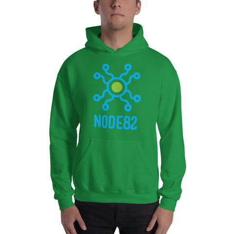 Image of Node82 Hooded Sweatshirt - CalvinMade
