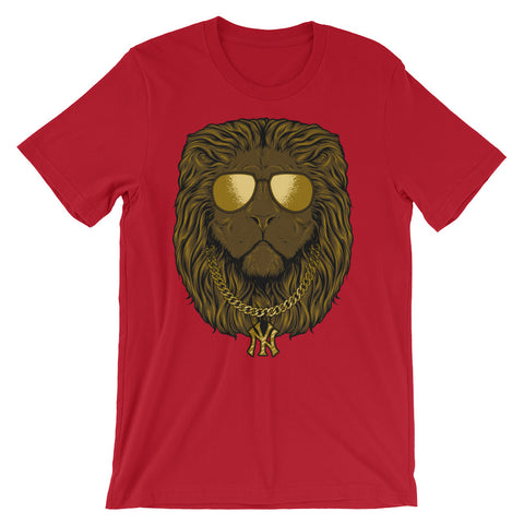 King of Hip Hop Unisex short sleeve t-shirt - CalvinMade