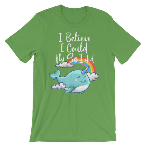 Image of Retro I believe I could so I did Short-Sleeve Unisex T-Shirt