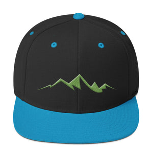 Mountain Snapback Hat - CalvinMade