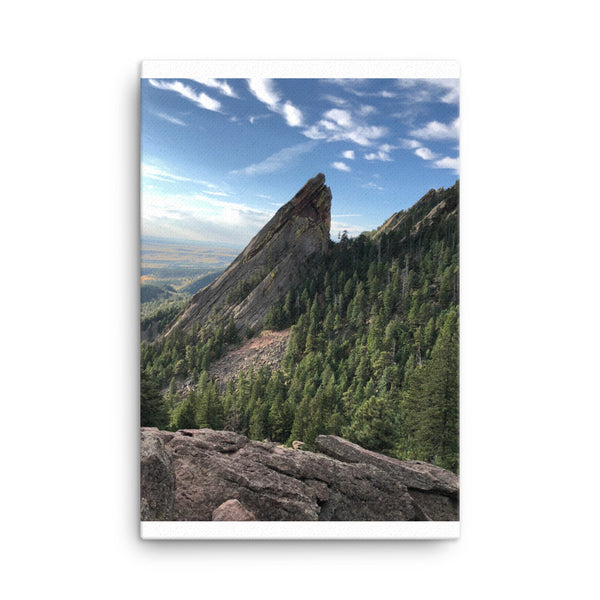 Flat Iron Canvas - CalvinMade