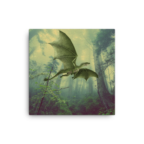 Dragon Canvas