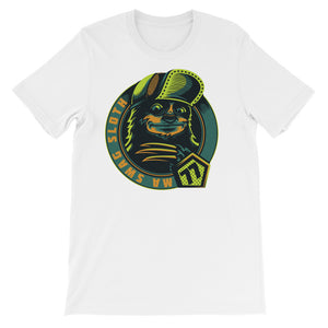Swag Sloth Unisex short sleeve t-shirt - CalvinMade