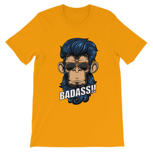 Bad Monkey Unisex short sleeve t-shirt - CalvinMade