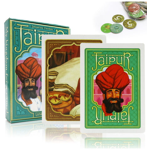 Image of Jaipur Board Game