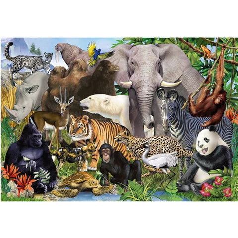 Image of 1000 Piece Jigsaw Puzzle