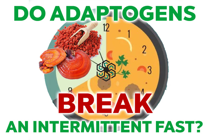 Do Adaptogenic Herbs Break an Intermittent Fast?