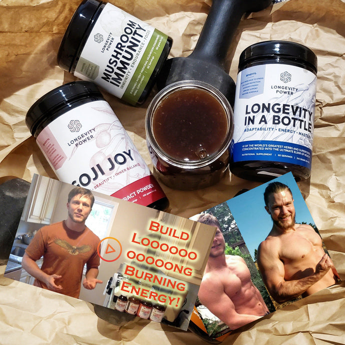 I Made These Mad Fitness Gains on My Ultimate Pre-Workout Elixir for Endurance and Power