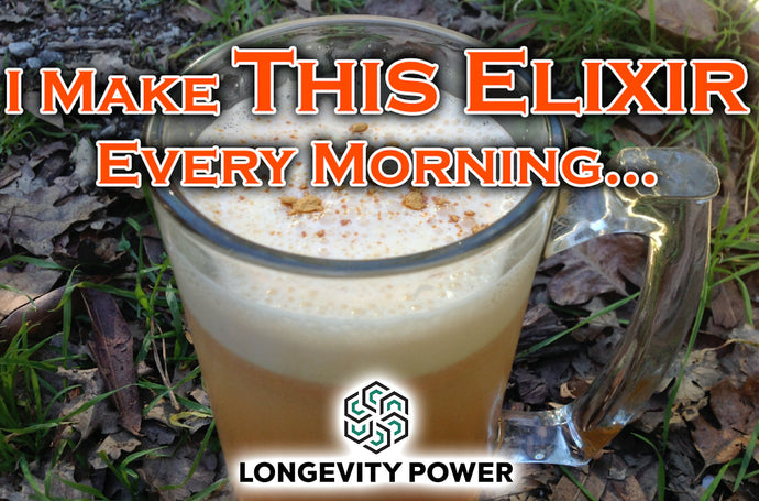 I Make This Elixir Every Morning...