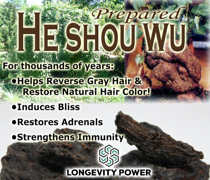 5 Health-Revolutionizing Reasons to Take He Shou Wu Root (#2 is my favorite!)
