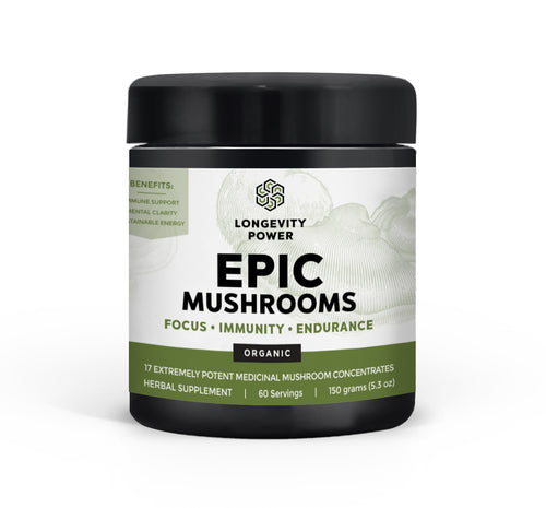 Epic Mushrooms (NEW!)