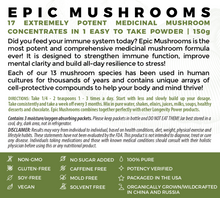 Epic Mushrooms