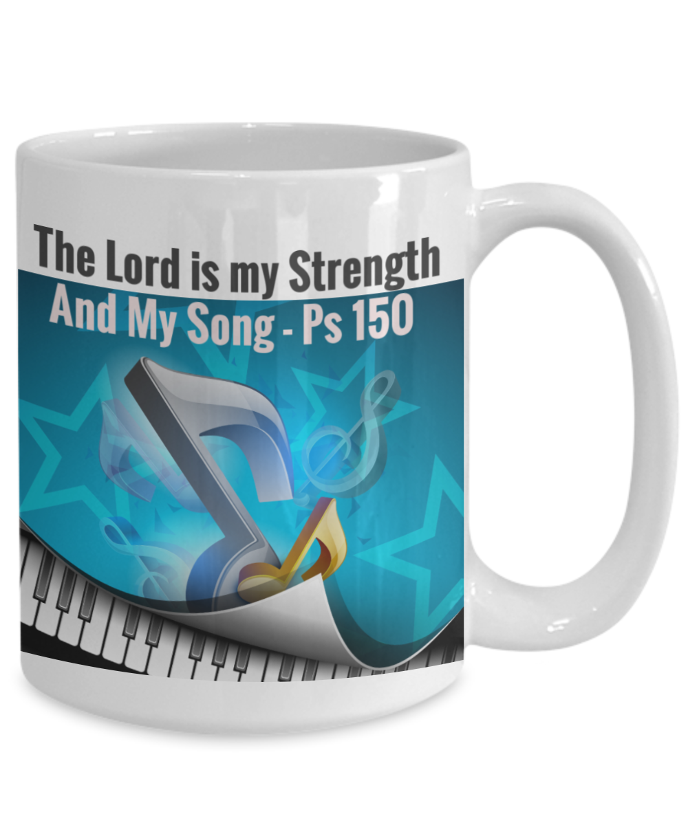 The Lord Is My Srength and My Song-Ps 150-New