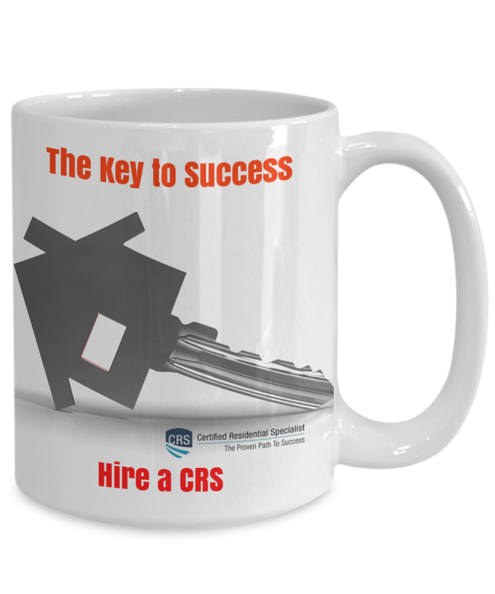 New CRS-The Key to Success- Hire a CRS