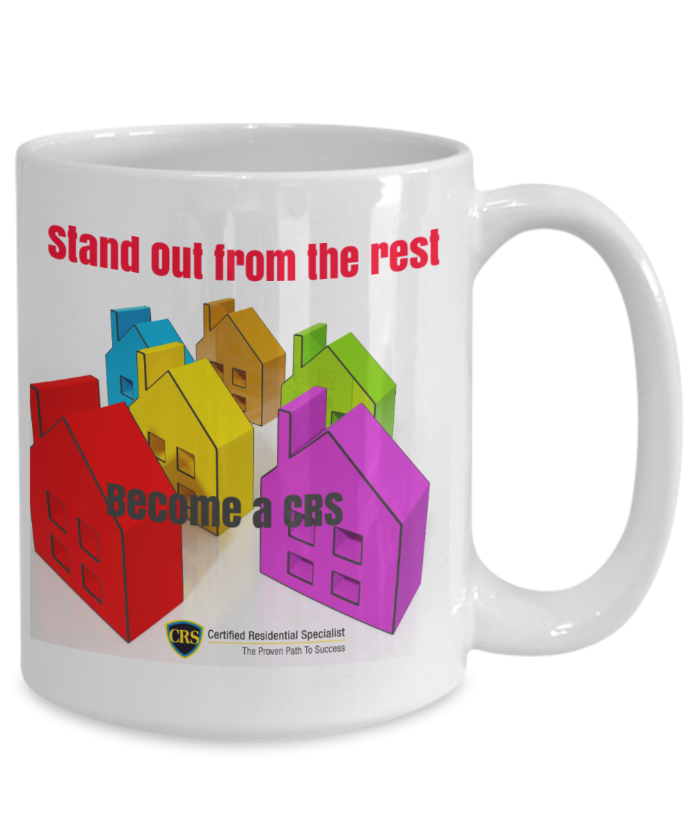 Stand Out From the Rest - Become a CRS
