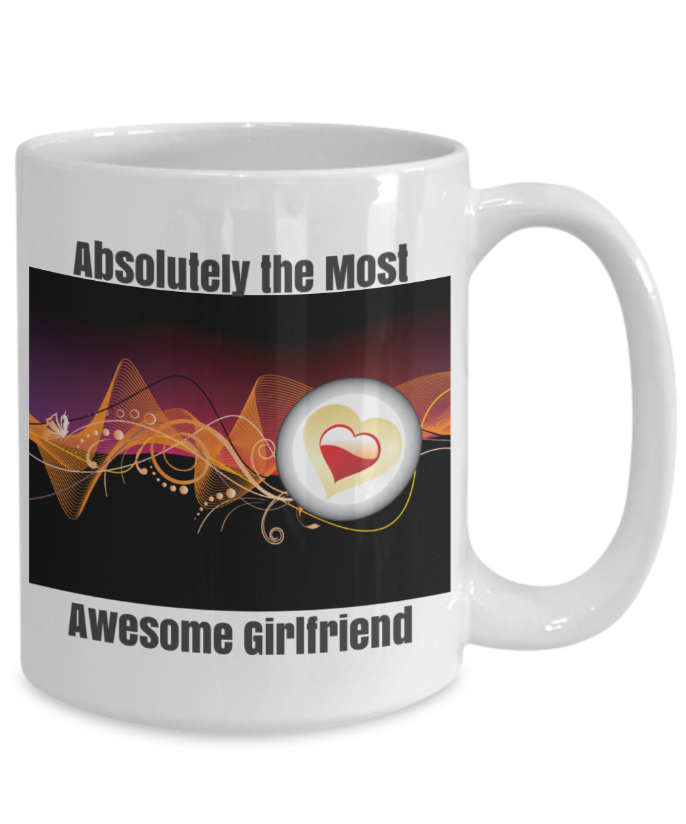 ABSOLUTELY THE MOST AWESOME GIRLFRIEND-2ND EDITION